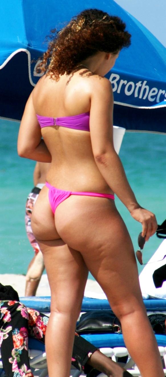 Beach bikini community swimsuit tan type