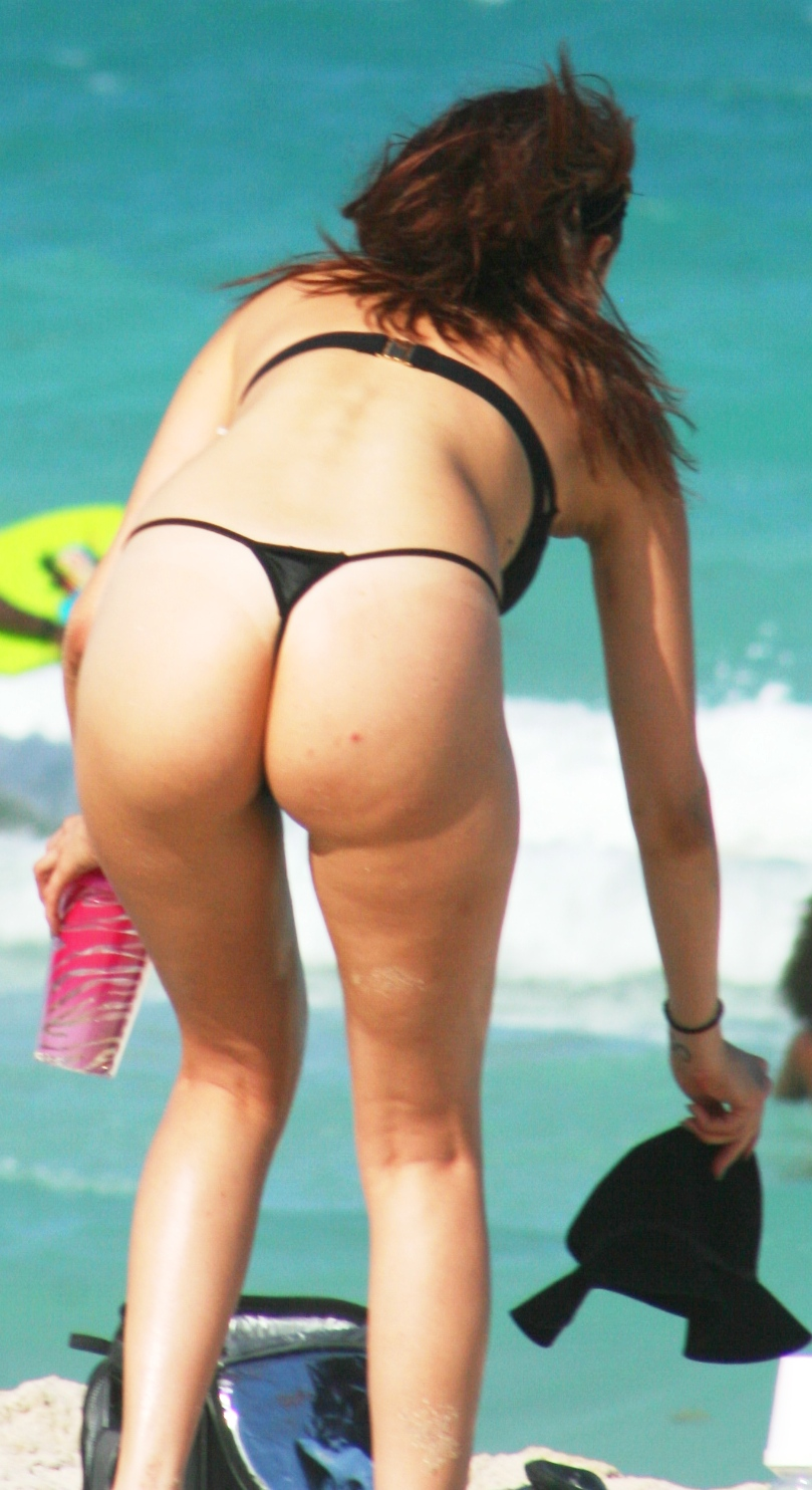 hot latinas in thong