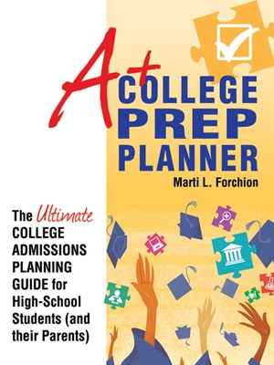 A+ College Prep Planner