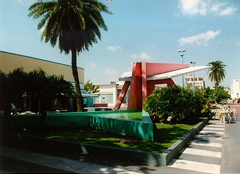 Lincoln Road Mall - © 1999 Jimmy Rocker Photography