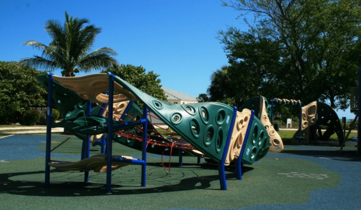 Playground Area - Virginia Key Beach Park