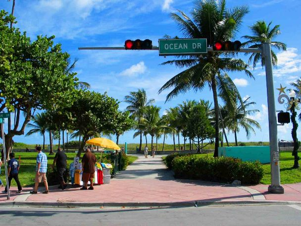 Ocean Drive View - © 2008 Jimmy Rocker Photography