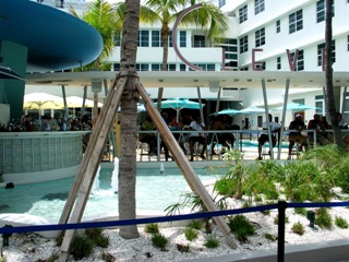 Clevelander Hotel Remodeled and Reopened - © 2009 Jimmy Rocker Photography