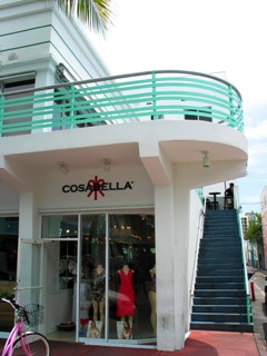 Cosabella SOBE Stairway - © 2009 Jimmy Rocker Photography