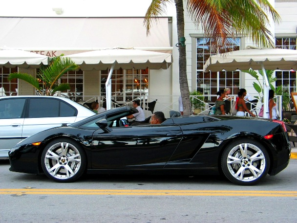 Jet Black Lamborghini #2 - © 2oo9 JiMmY RocKeR PhoToGRaPhY