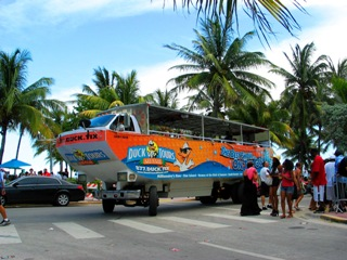 Outlandish SoBe Tour Bus - © 2009 Jimmy Rocker Photography