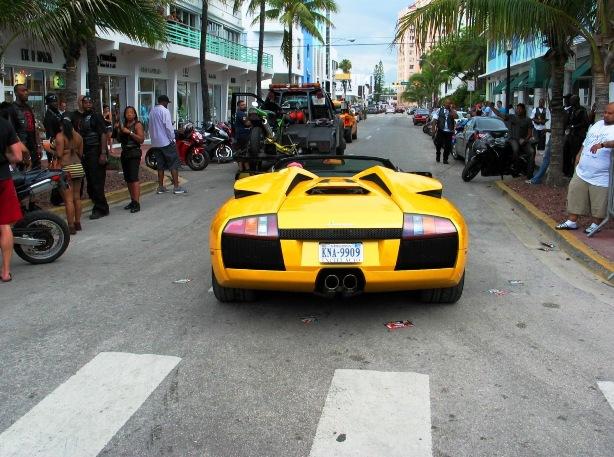Sobe Yellow Lamborghini #4 - © 2oo9 JiMmY RocKeR PhoToGRaPhY