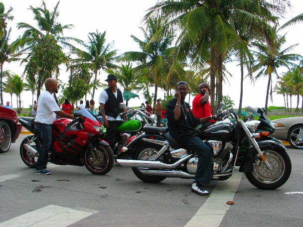 South Beach Biker Boyz #2 - © 2oo9 JiMmY RocKeR PhoToGRaPhY