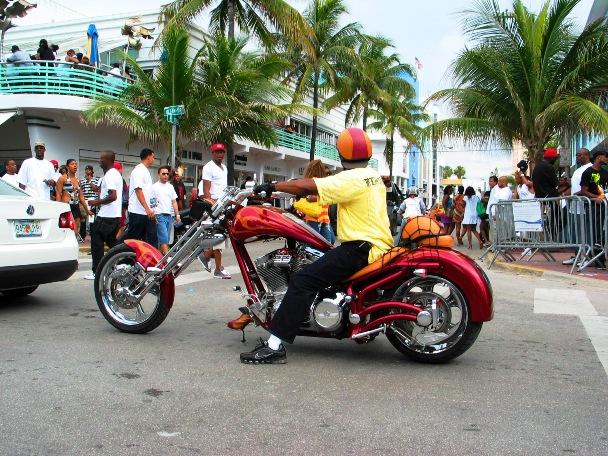 Wet Willies Red Chopper - © 2009 Jimmy Rocker Photography