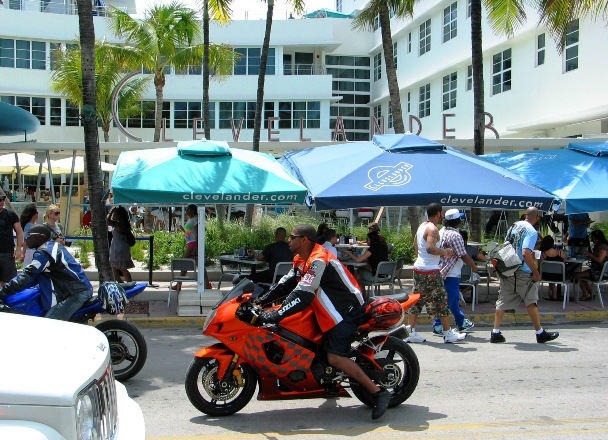 Clevelander Motorcycle Riders - © 2009 Jimmy Rocker Photography