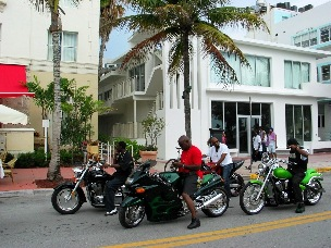 South Beach Biker Boyz - © 2009 Jimmy Rocker Photography